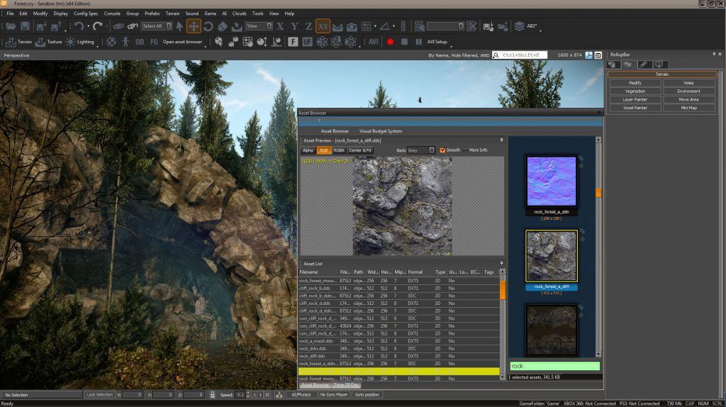 Vorschau CryEngine 3 SDK - Bild 3
