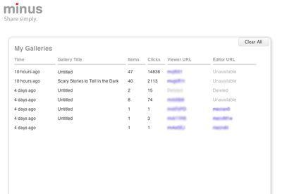 Vorschau Minus for Google Chrome - Bild 3