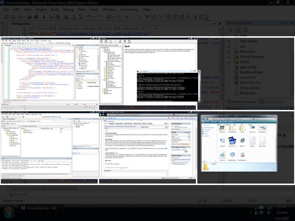 Vorschau Finestra Virtual Desktops - Bild 3