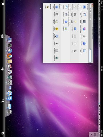 Vorschau TeamViewer HD iPad-App - Bild 3