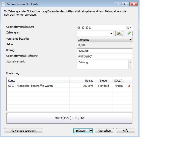 Vorschau Express Accounts - Kostenlos - Bild 3