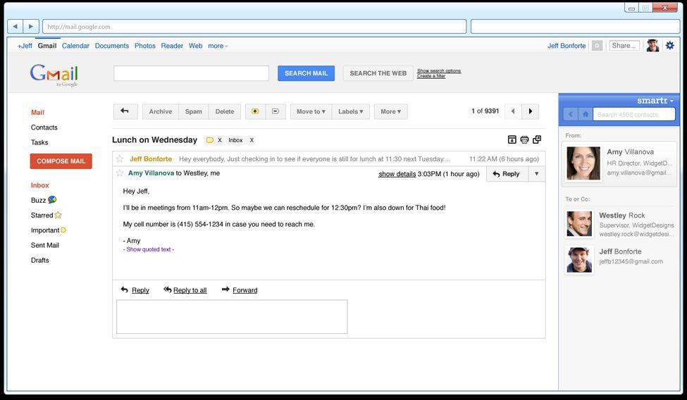 Vorschau Smartr Inbox - Bild 3