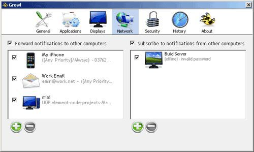 Vorschau Growl for Windows - Bild 3