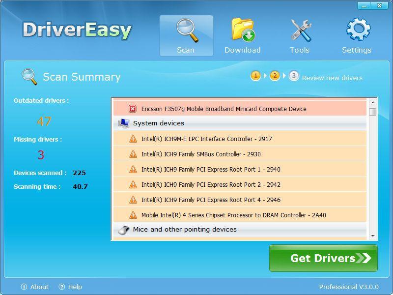 Vorschau Driver Easy - Bild 3