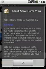 Vorschau Active Home Vista for Android - Bild 3