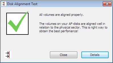 Vorschau Disk Alignment Test - Bild 3
