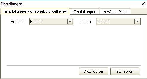 Vorschau AnyClient - Bild 3
