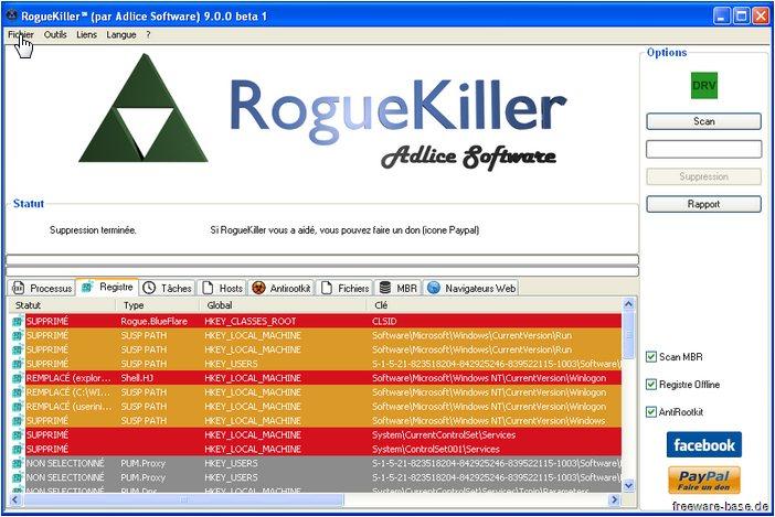 Vorschau RogueKiller - Bild 3