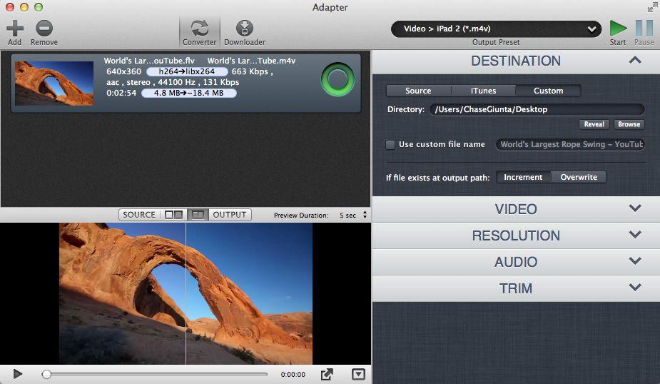 Vorschau Adapter for Mac - Bild 3