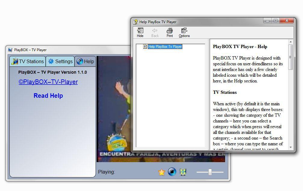 Vorschau PlayBOX TV Player - Bild 3