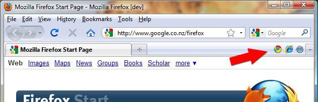 Vorschau Open With for Firefox - Bild 3
