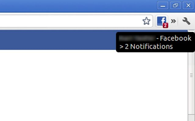 Vorschau Facebook Notifications for Chrome - Bild 3
