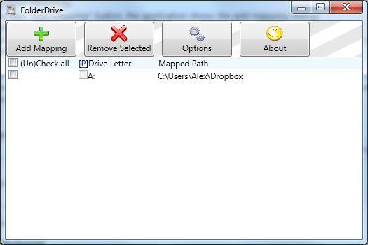 Vorschau FolderDrive - Bild 3