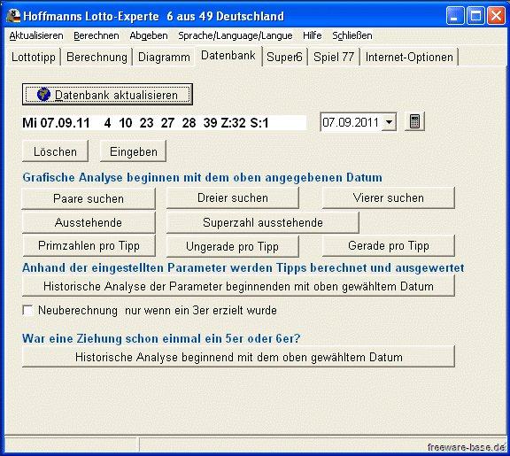Vorschau Hoffmanns Lotto-Experte - Bild 3