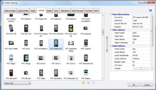 Vorschau Video to Video Converter and Portable - Bild 3