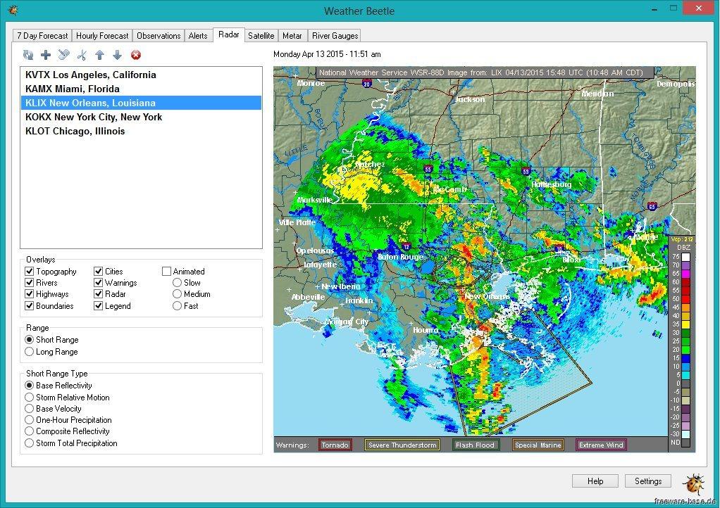 Vorschau Groundhog WX - Desktop Weather Station - Weather Beetle - Bild 3