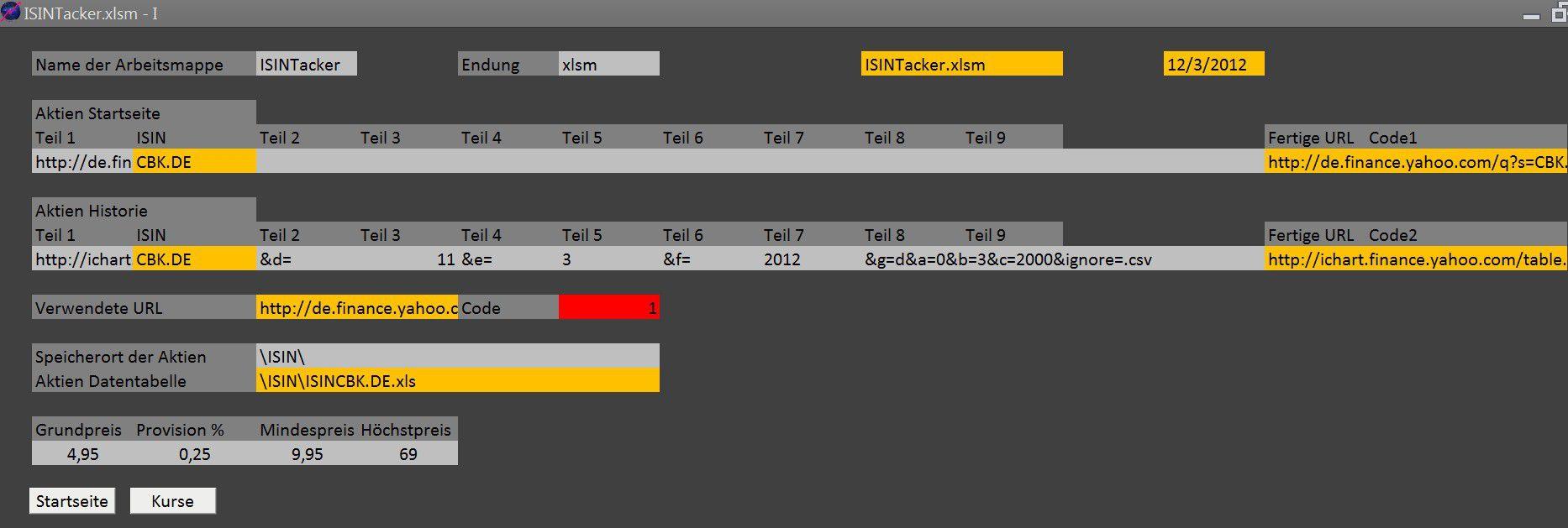 Vorschau Aktien Tracker - Bild 3