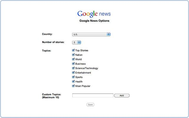 Vorschau News Reader for Chrome - Bild 3