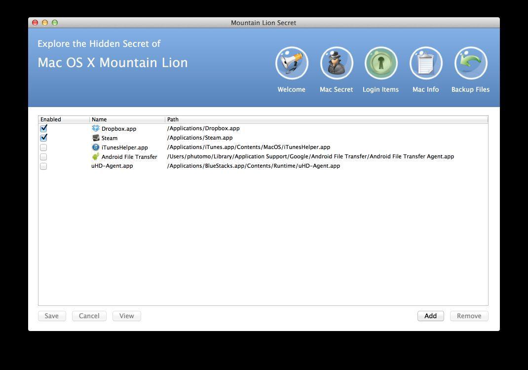 Vorschau Mountain Lion Secrets for Mac - Bild 3