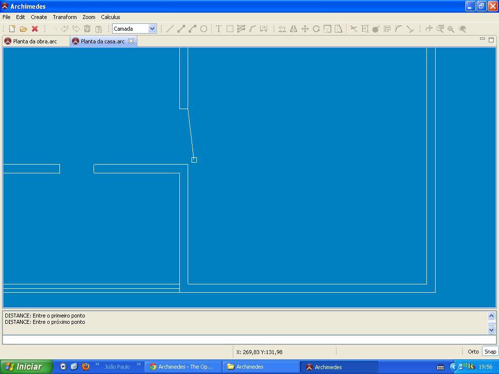 Vorschau Archimedes - An architecture open CAD for Linux - Bild 3
