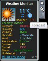 Vorschau Weather Monitor - Bild 3