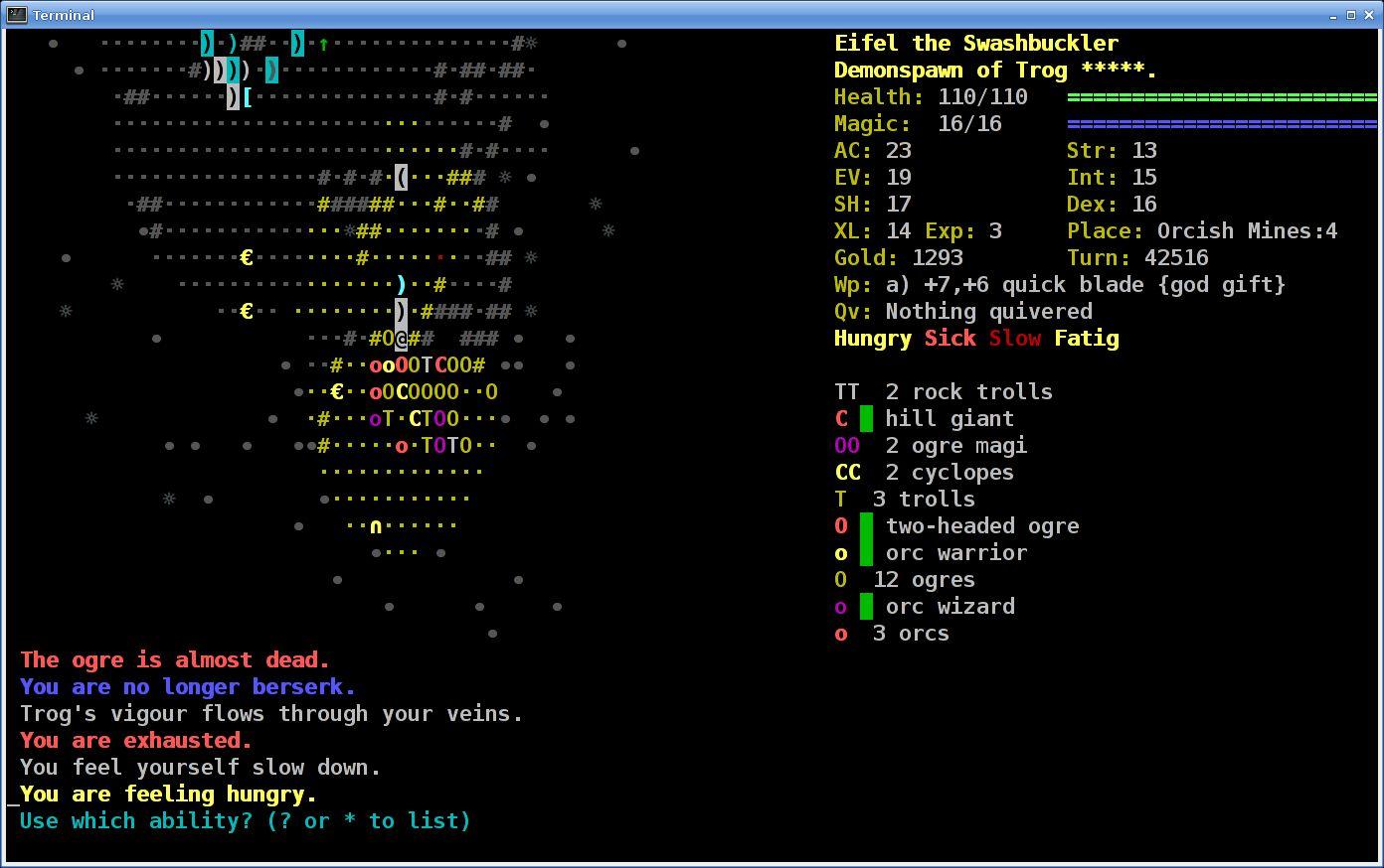 Vorschau Dungeon Crawl Stone Soup - Bild 3