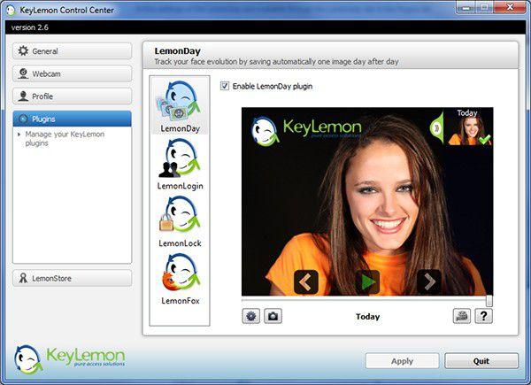 Vorschau KeyLemon for Mac - Bild 3