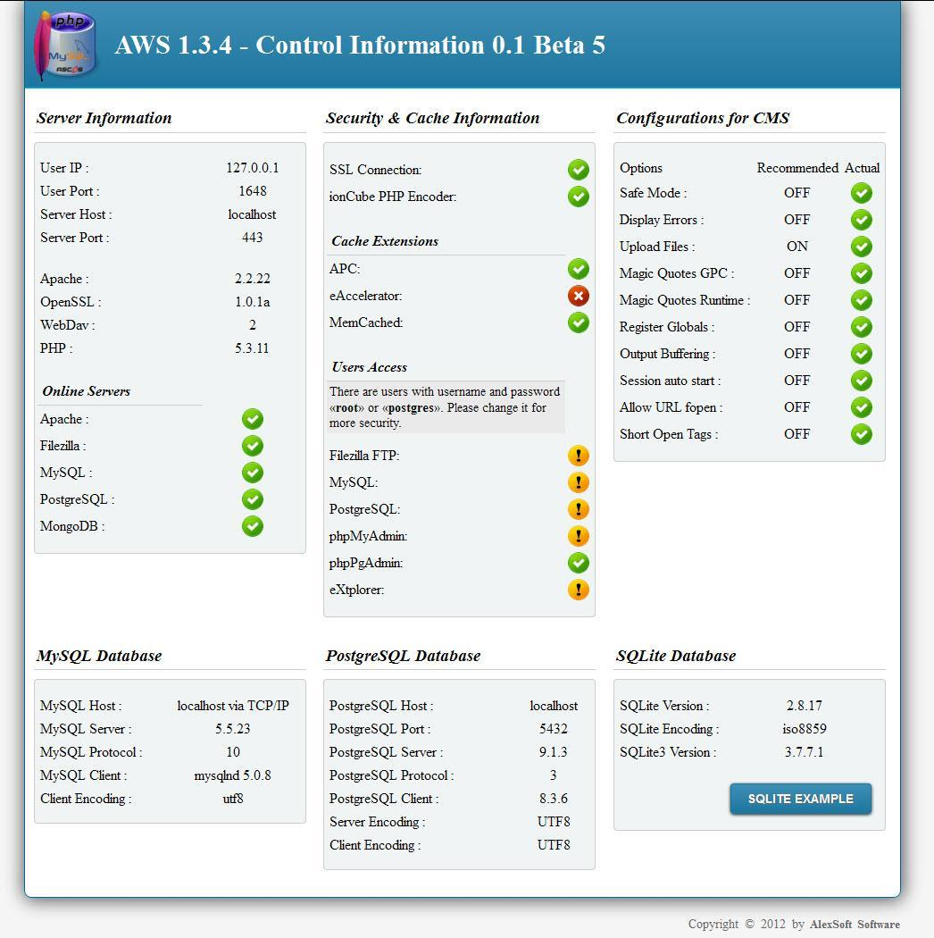 Vorschau ASCOOS Web Server - Bild 3
