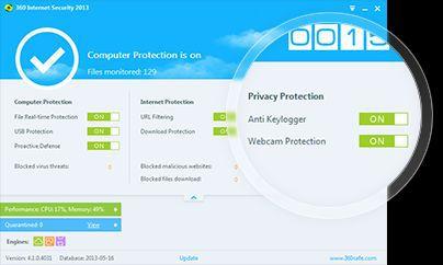 Vorschau 360 Internet Security - Bild 3