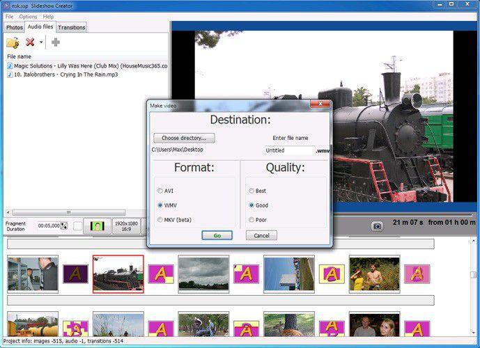 Vorschau Bolide Slideshow Creator - Bild 3