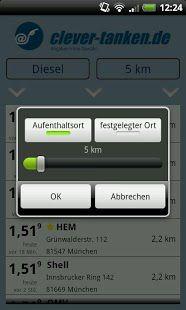 Vorschau clever-tanken.de for Android - Bild 3