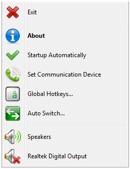 Vorschau Audio Output Switcher - Bild 3