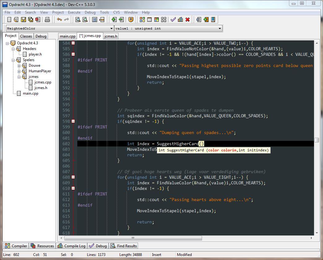 Vorschau DEV-C++ Portable - Bild 3