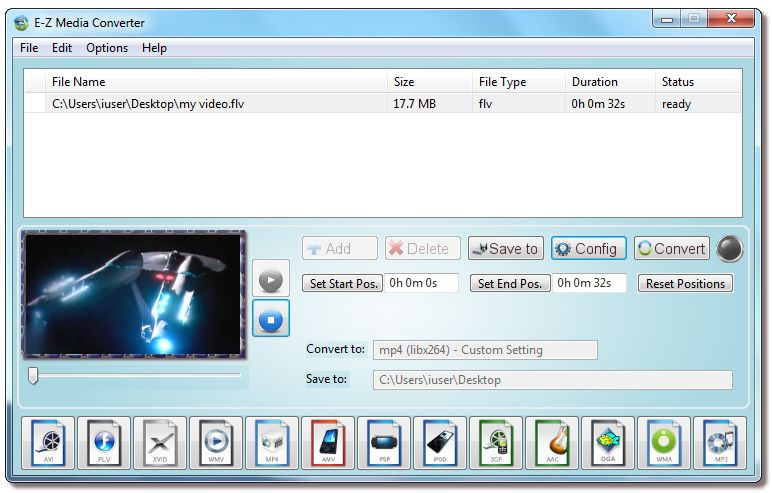 Vorschau E-Z Media Converter - Bild 3