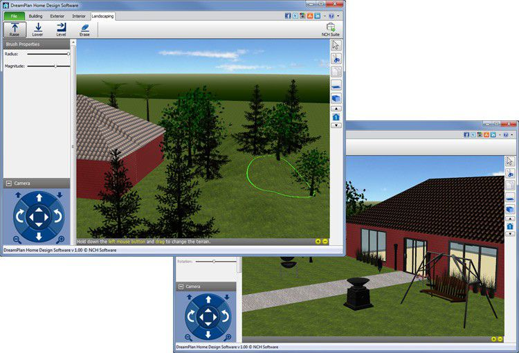 Vorschau DreamPlan Home Design Software - Bild 3