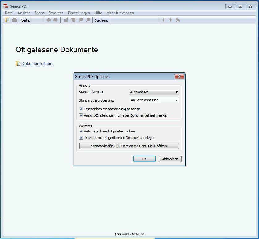 Vorschau Genius PDF Reader - Bild 3