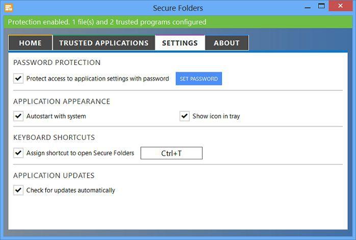 Vorschau Secure Folders - Bild 3