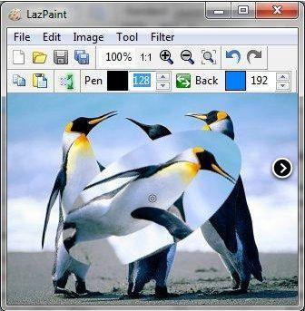 Vorschau LazPaint Portable - Bild 3