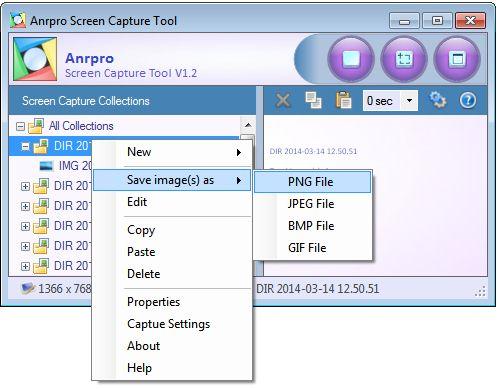 Vorschau Anrpro Screen Capture Tool - Bild 3