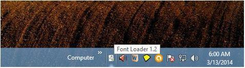 Vorschau Font Loader - Bild 3
