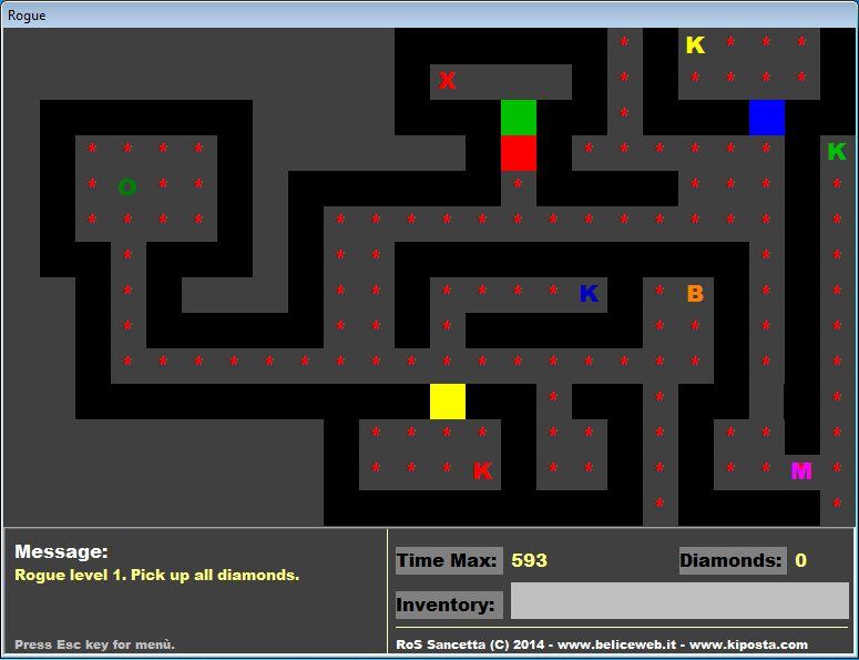 Vorschau Dungeon and Rogue - Bild 3