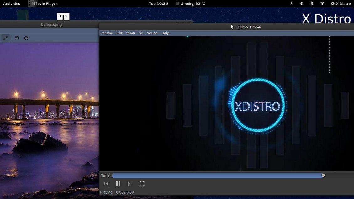 Vorschau X Distro - Bild 3