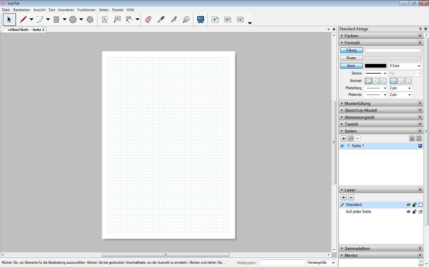 Vorschau SketchUp Make - Bild 3