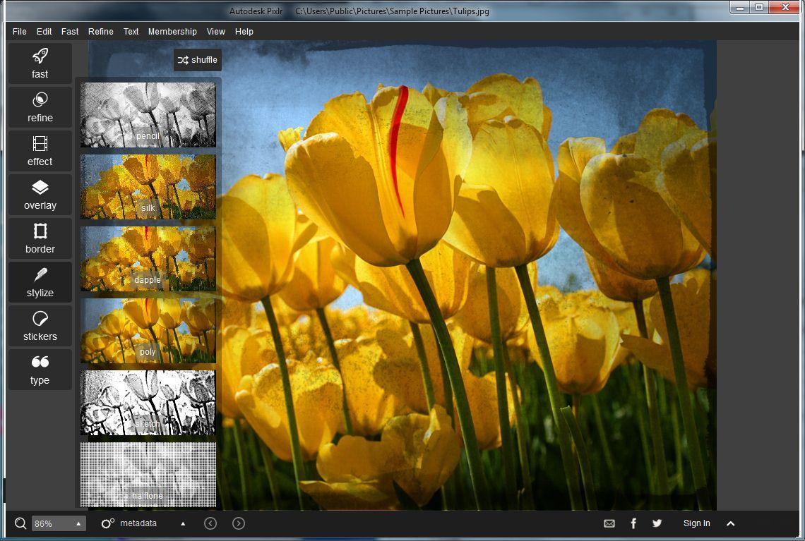 Vorschau Pixlr Essentials Free - Bild 3