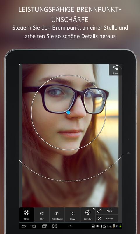 Vorschau Autodesk Pixlr Express for Android - Bild 3