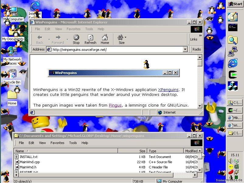 Vorschau WinPenguins Portable - Bild 3