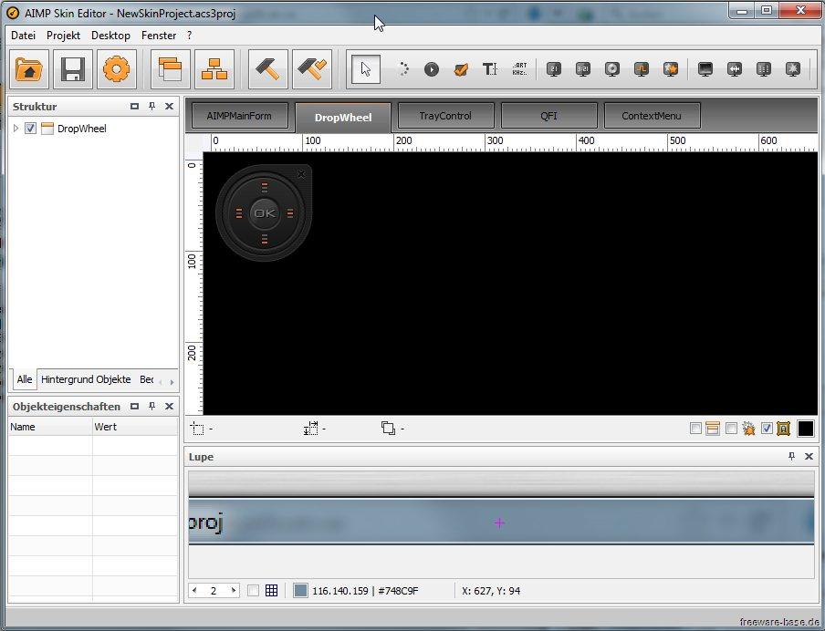 Vorschau AIMP Skin Editor - Bild 3