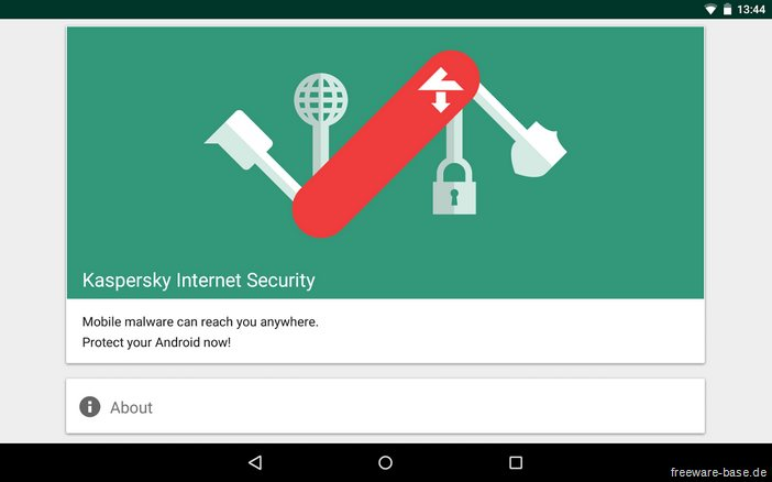 Vorschau Kaspersky Phound for Android - Bild 3