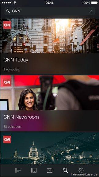 Vorschau Magine TV for iPhone und iPad - Bild 3