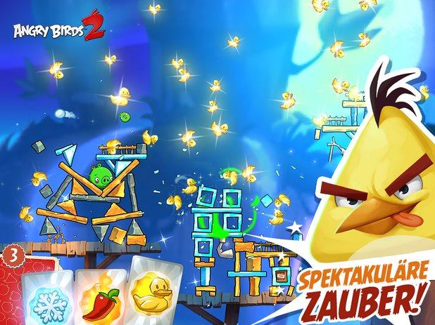 Vorschau Angry Birds 2 für Android und iPhone - Bild 3